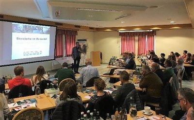 Wissenschaftliche Sitzung des TGD Steiermark und der ÖBG
