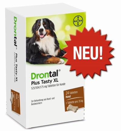 Drontal® Plus Tasty