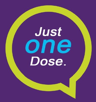 just one dose