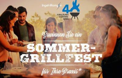 Sommer-Grillfest für ihre Praxis!