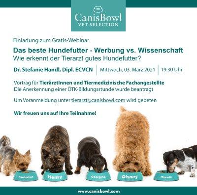 Das beste Hundefutter: Werbung vs. Wissenschaft - wie erkennt der Tierarzt gutes Hundefutter?