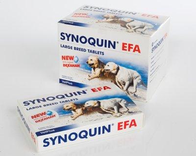 Synoquin EFA Large Tabs