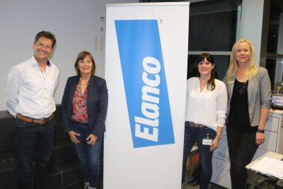 Elanco-Fortbildung für tiermedizinische Praxisassistenten in Wien