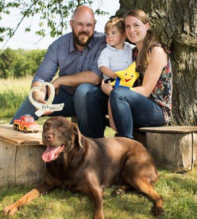 Familie Albrecht; Bildquelle: Mars Austria