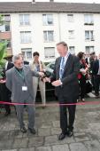 Intervet eröffnet neue Formulierungs- und Abfüllanlage des internationalen Kompetenzzentrums für Maul- und Klauenseuche; Bildquelle: Intervet