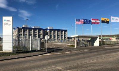 MSD Animal Health Produktionsstätte in Krems; Bildquelle: MSD