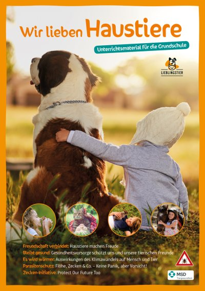 Tiergesundheitsunterricht für Volksschüler,