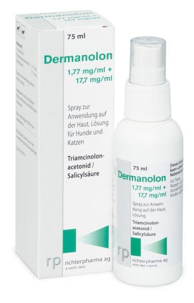 Dermanolon