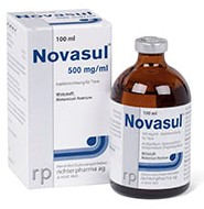 Novasul® 500 mg/ml - Injektionslösung für Tiere