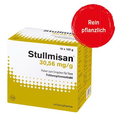 Stullmisan 30,56 mg/g