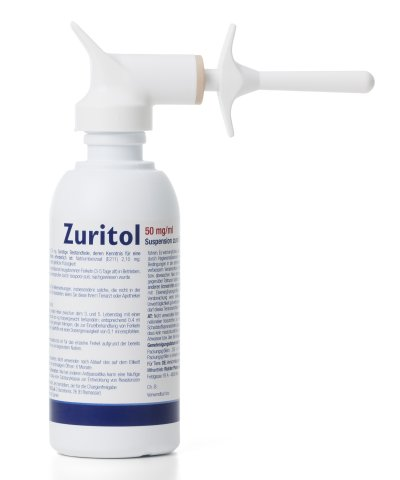 Zuritol 50 mg/ml