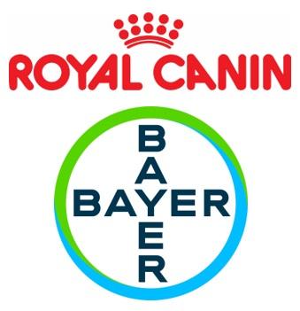 Bayer Tiergesundheit und Royal Canin