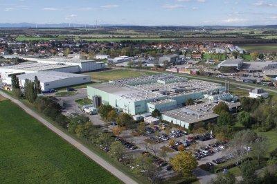 Mars Fabrik für Heimtiernahrung, Bruck an der Leitha (NÖ)  ; Bildquelle: Mars Austria