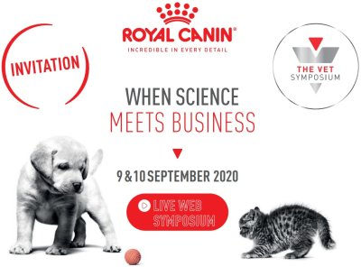 Royal Canin Vet Symposium 2020
