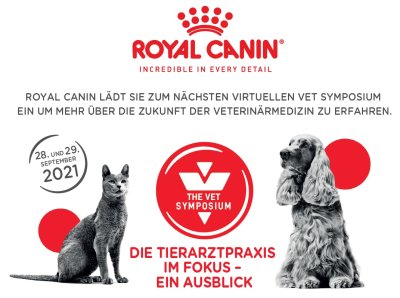 Royal Canin Vet Symposium 2021
