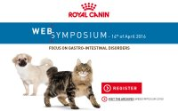 Royal Canin Web Symposium 2016
