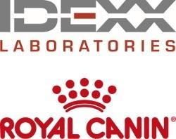 IDEXX und Royal Canin