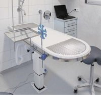 Schlievet: Dental-Wannentisch DTW Typ Oberhaching