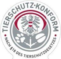 Schlievet Käfigsysteme führen das österreichische Tierschutzkennzeichen