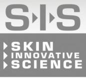 Dermatologische Produkte mit SIS