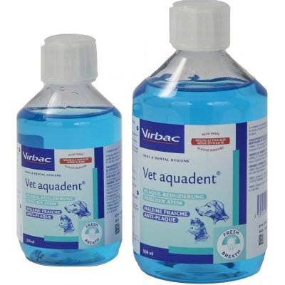 VET AQUADENT Anti-Plaque-Lösung