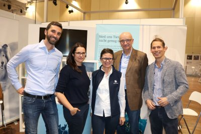 DVG-Vet-Congress 2017 in Berlin – Messerundgang