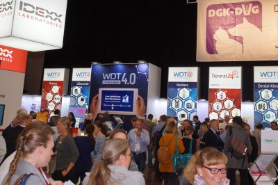 DVG-Vet-Congress 2018 in Berlin – Messerundgang
