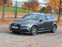 Audi A3 Sportback; Bildquelle: auto-motor.at/Stefan Gruber
