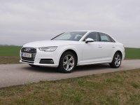 Audi A4; Bildquelle: auto-motor.at/Stefan Gruber