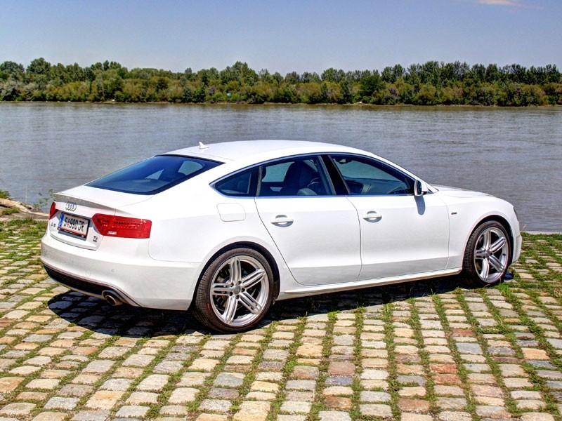 Audi A5 Sportback Testbericht Bild 17 Von 48 Vet