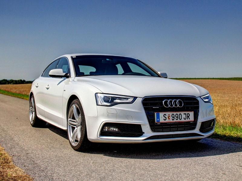 Audi A5 Sportback Testbericht Bild 8 Von 48 Vet