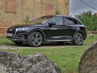 Audi Q5; Bildquelle: auto-motor.at/Stefan Gruber