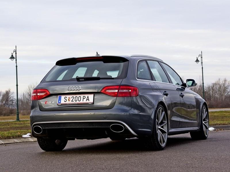 Audi Rs4 Avant Testbericht Bild 9 Von 47 Vet Magazin Com