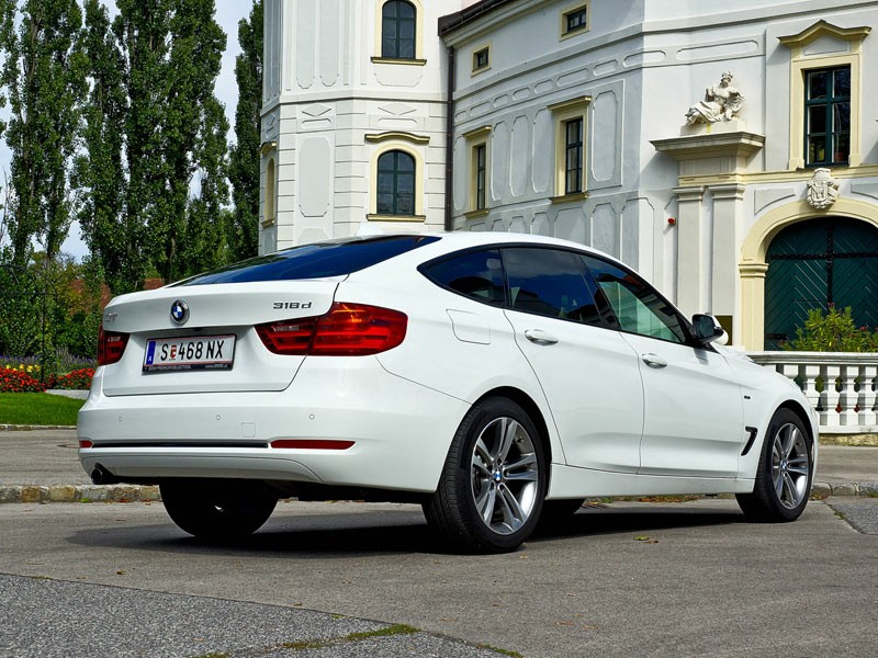 BMW 318d GT Testbericht   VET-MAGAZIN.at