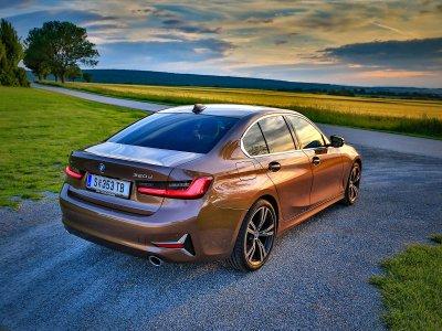 BMW 320d xDrive im Test; Bildquelle: auto-motor.at/Stefan Gruber