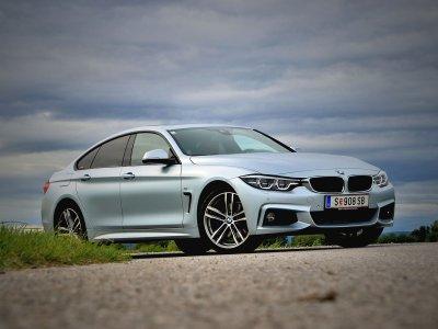 BMW 420d Gran Coupé; Bildquelle: auto-motor.at/Stefan Gruber