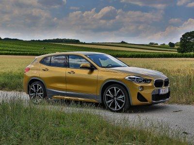 BMW X2; Bildquelle: auto-motor.at/Stefan Gruber