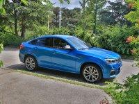 BMW X4 M40i; Bildquelle: auto-motor.at/Stefan Gruber