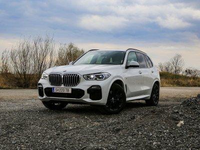 BMW X5; Bildquelle: auto-motor.at/Stefan Gruber
