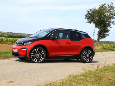 BMW i3 eDrive 120 Ah im Test; Bildquelle: auto-motor.at/Rainer Lustig