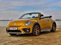 VW Beetle Cabrio Dune; Bildquelle: auto-motor.at/Stefan Gruber