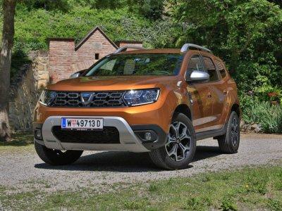 Dacia Duster; Bildquelle: auto-motor.at/Stefan Gruber