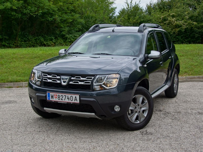 neuer dacia duster mit benzinmotor im test bild 1 von 32. Black Bedroom Furniture Sets. Home Design Ideas