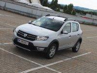 Dacia Sandero Stepway; Bildquelle: auto-motor.at/Rainer Lustig