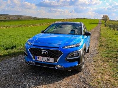 Hyundai Kona Diesel im Test; Bildquelle: auto-motor.at/Stefan Gruber