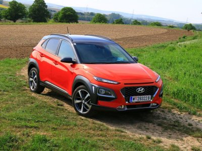 Hyundai Kona Style; Bildquelle: auto-motor.at/Rainer Lustig