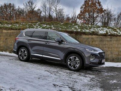 Hyundai Santa Fe; Bildquelle: auto-motor.at/Stefan Gruber
