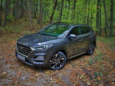 Hyundai Tucson; Bildquelle: auto-motor.at/Stefan Gruber