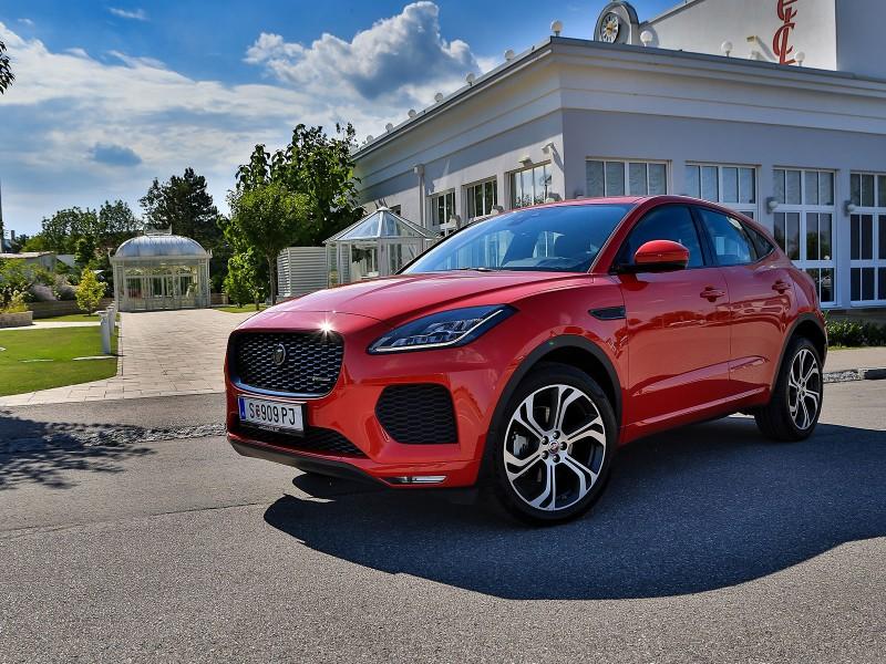 Der Neue Jaguar E Pace Im Test Bild 31 Von 32 Vet Magazin Com