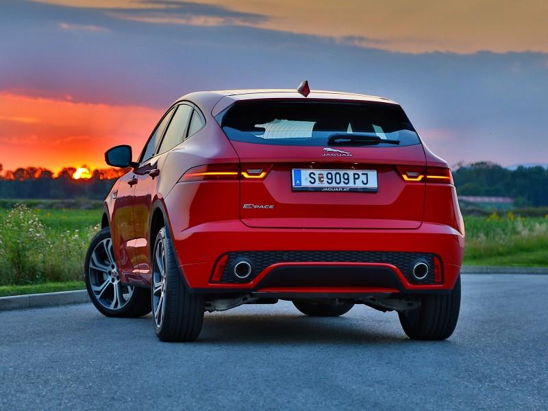 Der Neue Jaguar E Pace Im Test Bild 2 Von 32 Vet Magazin Com